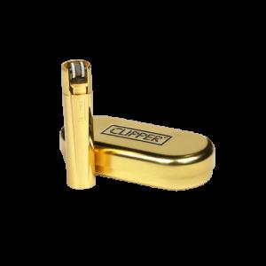 Clipper Metall Gold
