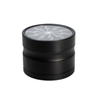 Thorinder After Grow Aluminiumgrinder 4tlg. grün/schwarz