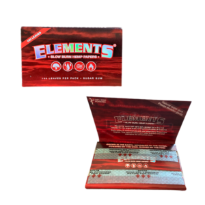Elements RED (Zigarettenpapier)