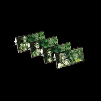 Snail CannaKlan - Green Papers KS Slim & Ultra Thin