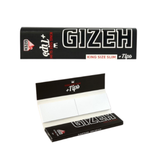 Gizeh Black Papes + Tips