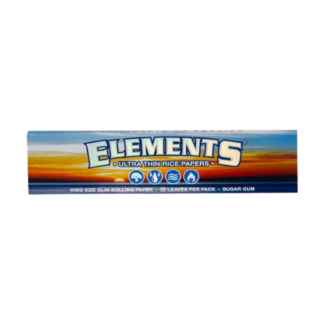 Elements King Size Slim 32 Papes