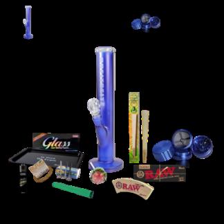 DieWeedBox Premium - Blue