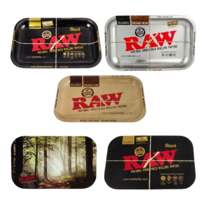 Varianten der Rolling Tray Box