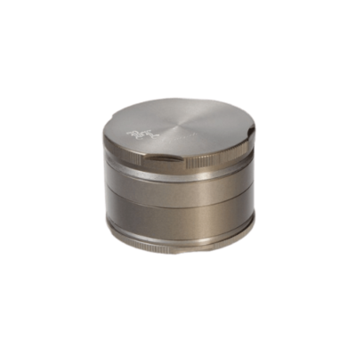 'New Edge Granite' Grinder 4-tlg. 55mm Black Leaf
