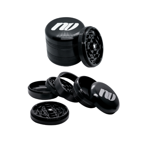 nvgrinder Stash Grinder – 5-teilig & Ø 63mm