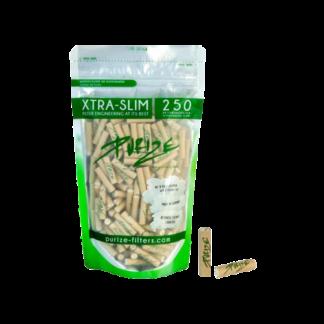 250 Purize Aktivkohlefilter Organic 5,9mm
