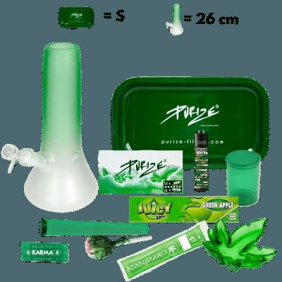 DieWeedBox Premium - Green