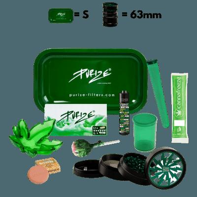 DieWeedBox Medium -Green