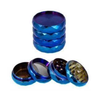CRYSTAL BLUE Alugrinder