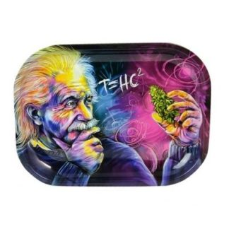 V Syndicate Rolling Tray MINI Einstein T=HC2