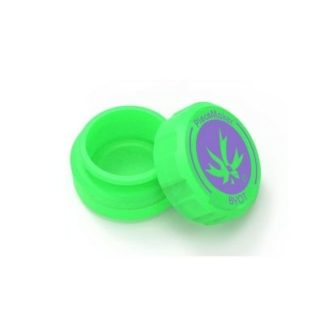 PieceMaker Green Glow Silikoncontainer