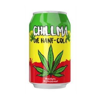 CHILLMA - Die Hanf-Cola (330ml)